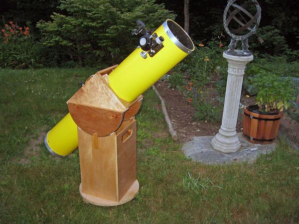 Newtonian-Dobsonian Telescope