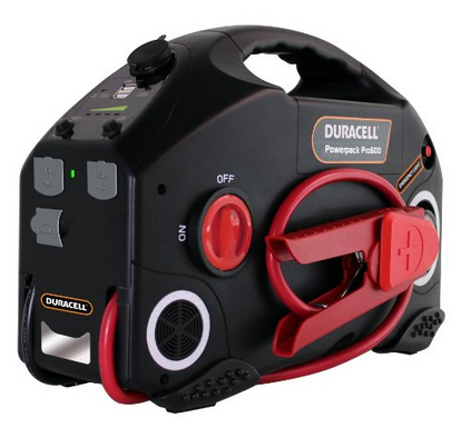 Duracell Powerpack 600