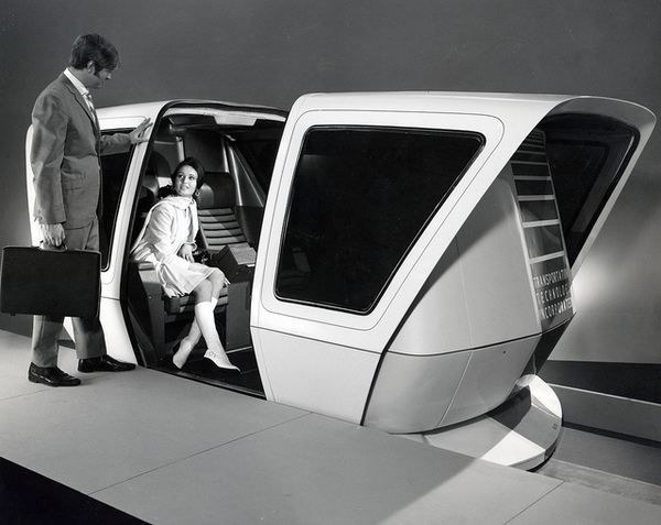 Transportation Technology Incorporated People Mover
