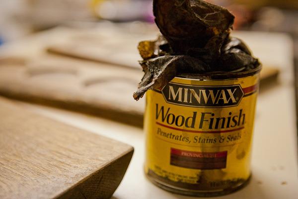 Minwax Finish