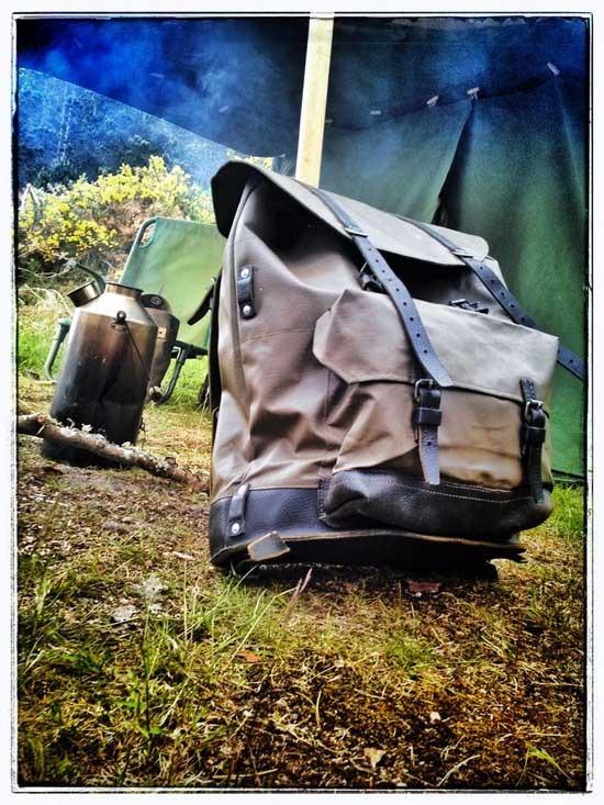 Swiss Mountain Pack Rucksack