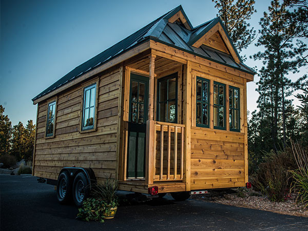 Cypress Tiny House