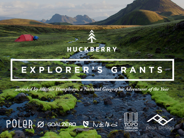 Huckberry Grant