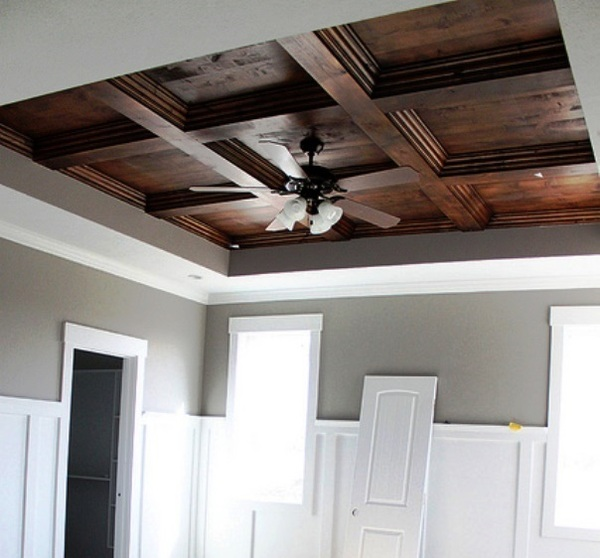 Ceiling Upgrade