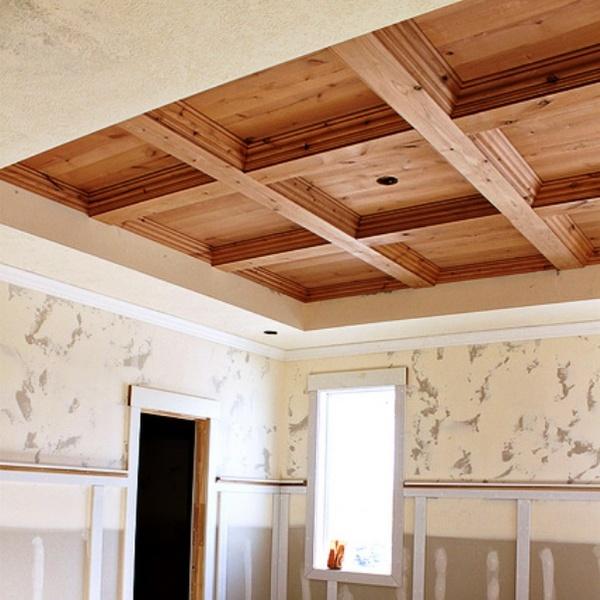Installing Ceiling Moulding