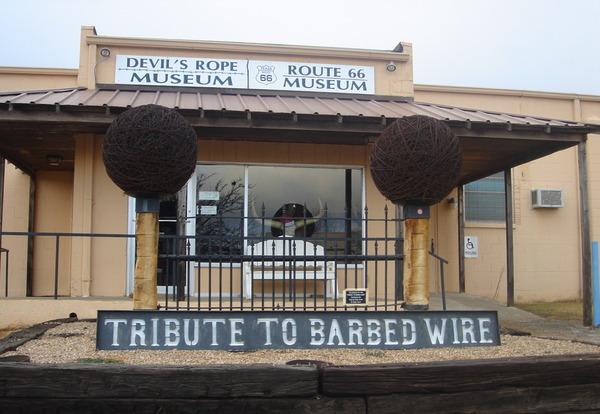 Devil's Rope Museum