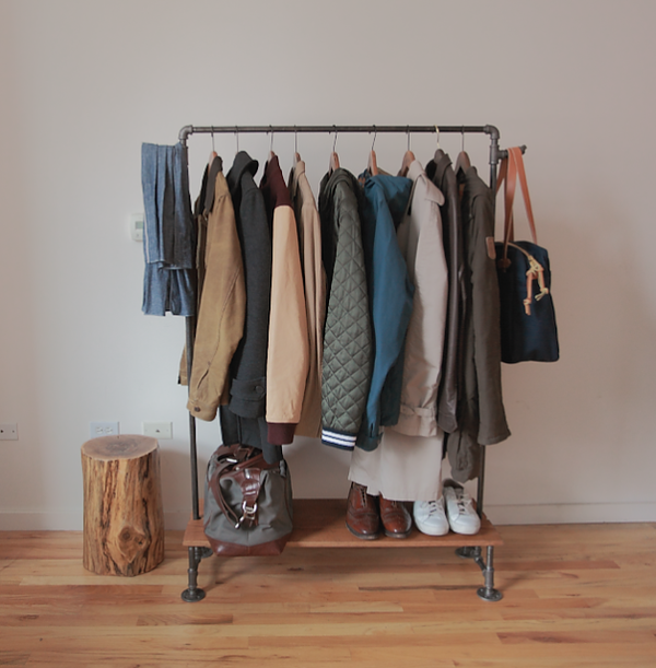 Build Your Own Coat Rack: How To: Make A Rustic And Stylish Coat Rack