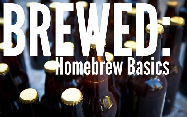 Homebrewed Beer Logo
