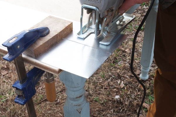 Manmade DIY Aluminum Gift Tags
