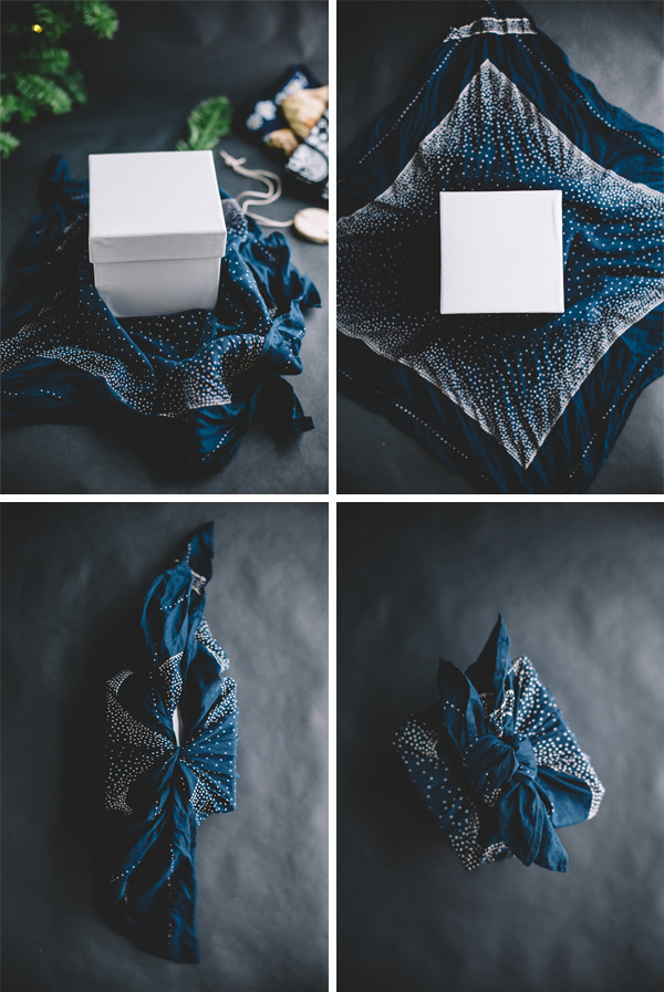 Furoshiki wrap DIY