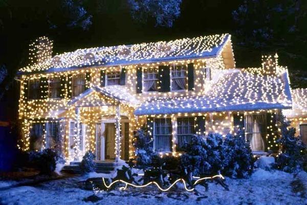 National Lampoons Christmas Lights