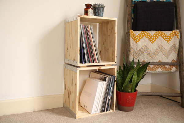 Beautiful How to: Make Simple and Easy DIY Stacking Wooden Storage Cubes  MZ52
