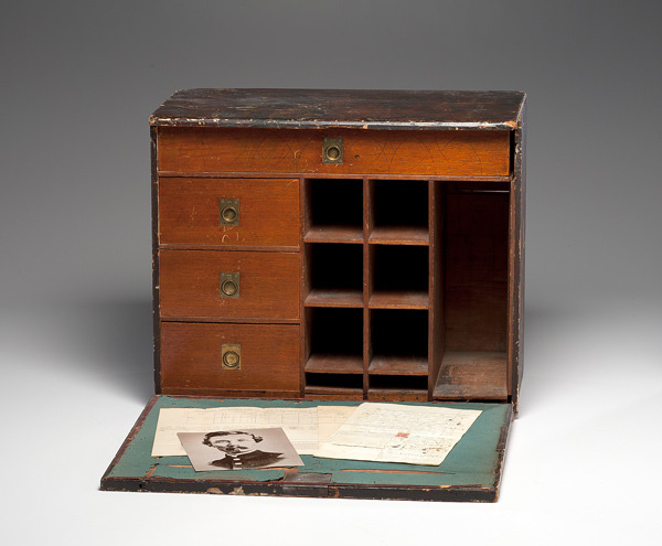 NY Civil War Field Desk