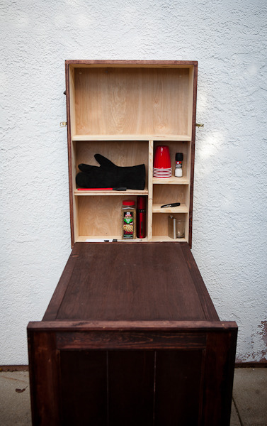 Mounted Cabinet