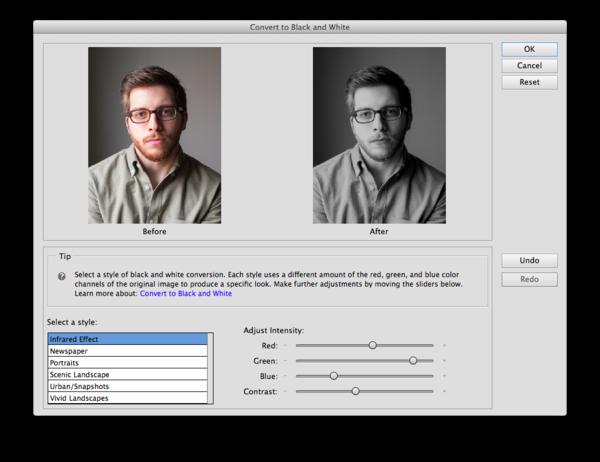 Tintype Photoshop tutorial