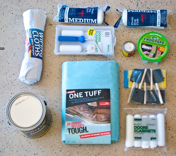 Remodel Supplies