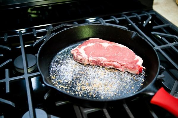 pan searing tips
