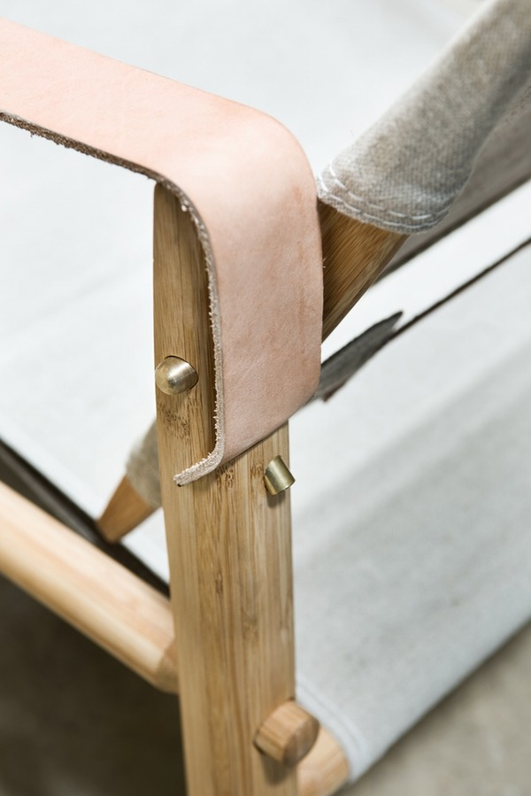 Nomad Chair Detail