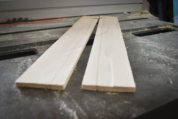 Re-Sawn Wood