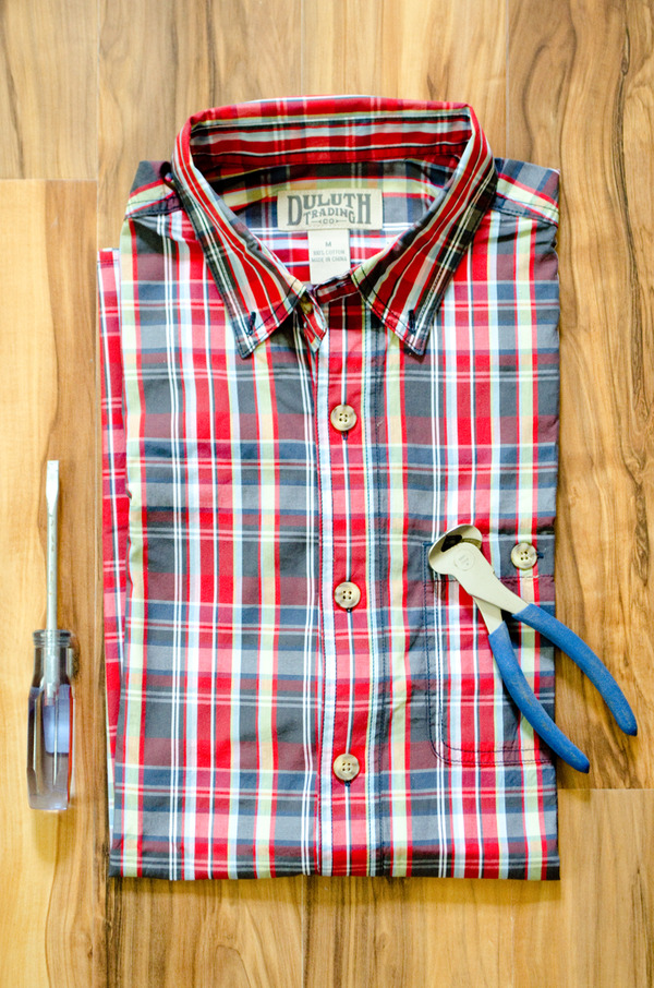 Duluth Trading Co. Armachillo Short Sleeve Shirt