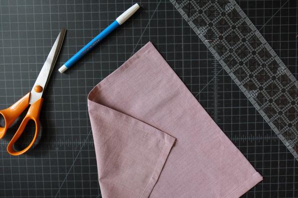 shirt handkerchief