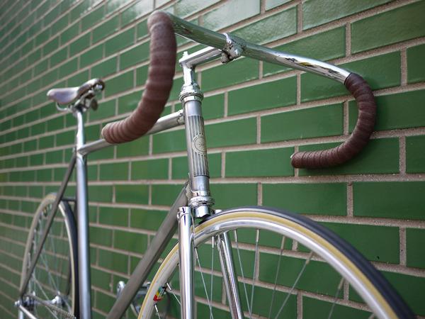 Chromed Bike
