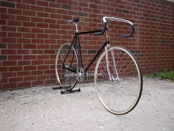 Canfield Street bike