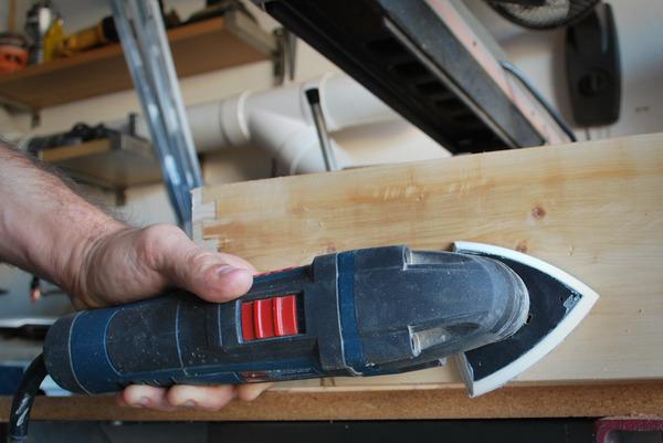Sanding Multi-Tool