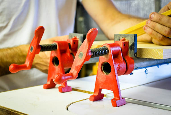 Bessey Pipe Clamp
