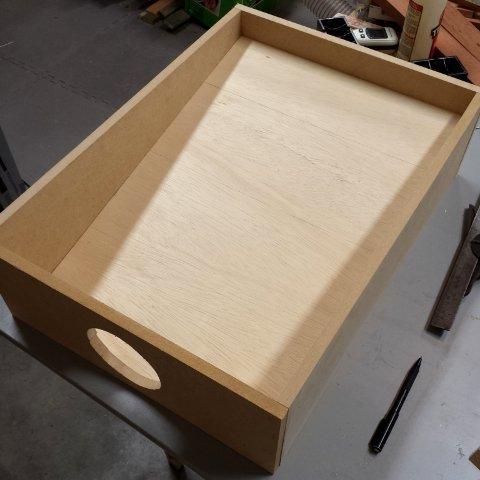 Box in Progress