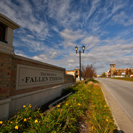 The Shops at Fallen Timbers