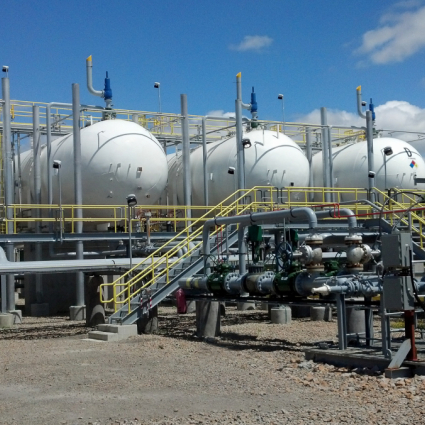 MarkWest Tank Farm