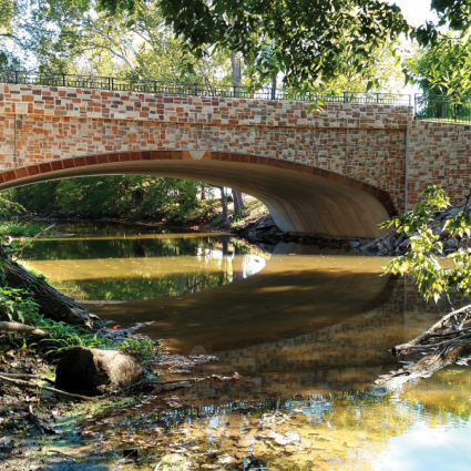 Henry County Road 17C Bridge over the Miami & Erie Canal