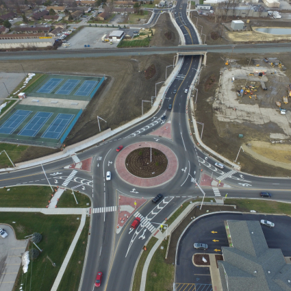 McCord Road Underpass & Roundabout
