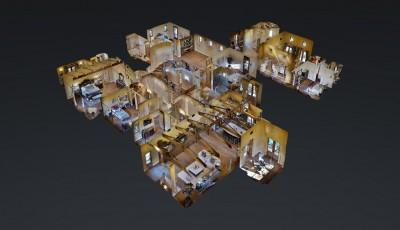 22 Golden Eagle 3D Model