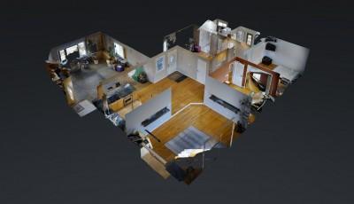 5202 Canterbury Drive 3D Model