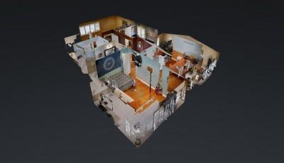 3014 South Rosewood Avenue 3D Model