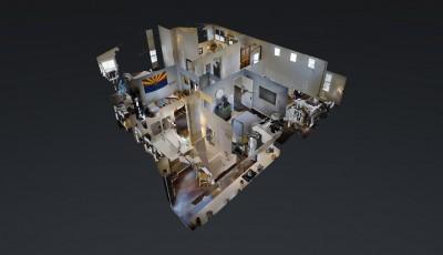 6149 Camino Forestal 3D Model