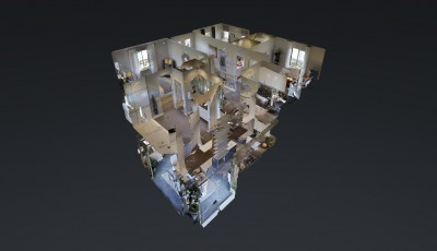 The Landing Residence Two 3D Model