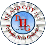 Island City LLC Logo