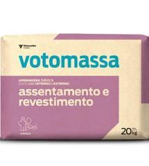 Votomassa Massa Pronta: Aplicação