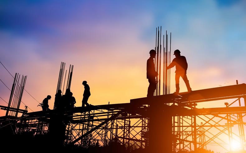 Paredes de concreto moldadas in loco: vantagens e desvantagens