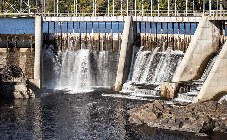 Concreto compactado de rolo (CCR) é solução para hidrelétricas