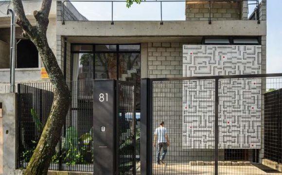 Casa Maracanã, em São Paulo, ganha prêmio Asbea
