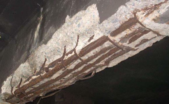 Veja a recuperação de estruturas de concreto armado