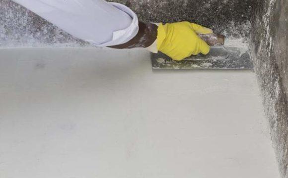 Revestimento para pisos: cimento branco queimado