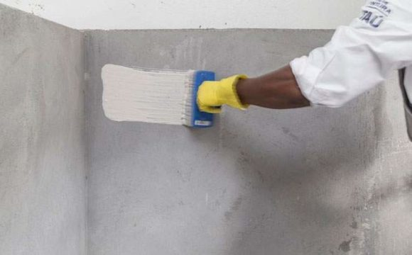 Pintar com cal é prático e eficiente