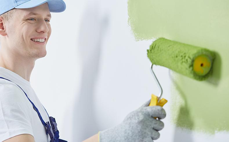 Pintura de parede: como conseguir um bom resultado