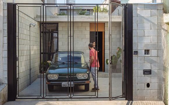 Projeto de alvenaria estrutural: casa na vila matilde