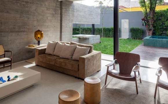 No sol e sem som: conheça a Casa Planalto